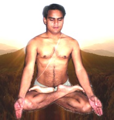 Yogi Anand Padmasana (Lotus Posture)