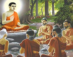 Buddha-and-disciples